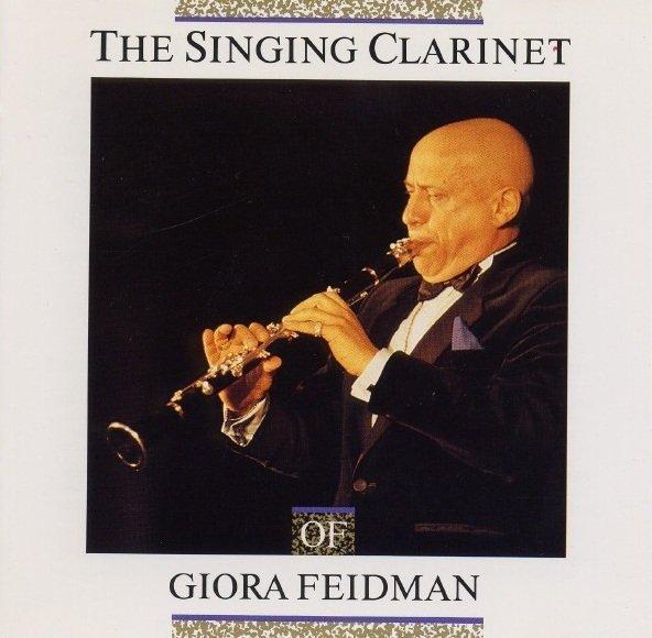 Giora Feidman - The Singing Clarinet (CD)