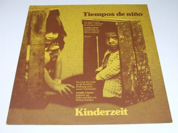 Tiempos De Nino - Kinderzeit (LP)