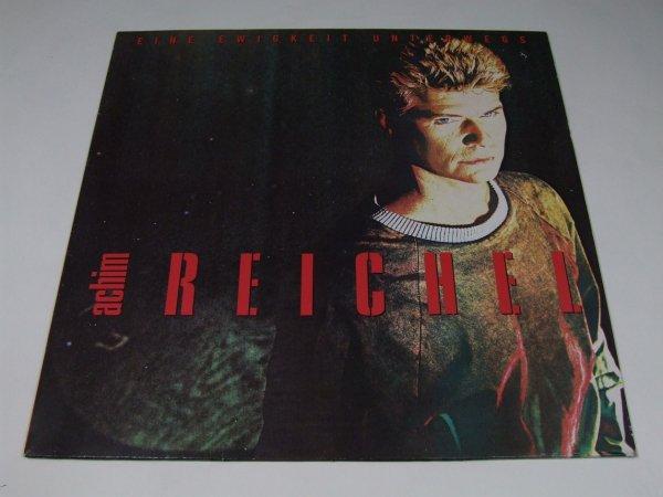 Achim Reichel - Eine Ewigkeit Unterwegs (LP)