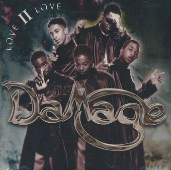 Damage - Love II Love (Maxi-CD)