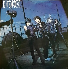 G-Force & Gary Moore - G-Force (LP)
