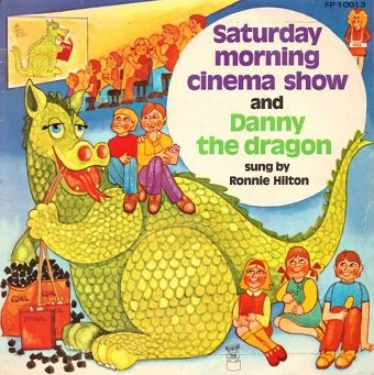 "Ronnie Hilton - Saturday Morning Cinema Show (7"")"