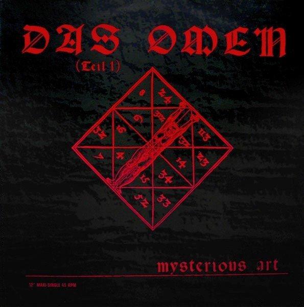 Mysterious Art - Das Omen (Teil 1) (12'')