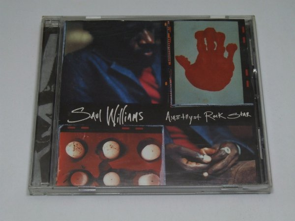 Saul Williams - Amethyst Rock Star (CD)