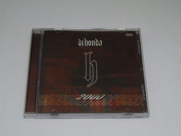 DJ Honda - 2000 (CD)