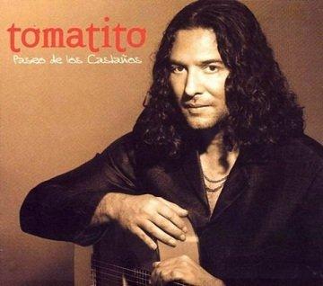 Tomatito - Paseo De Los Castaños (CD)