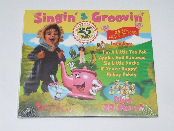 Singin & Groovin - 25 Best Sing-Along Songs (CD)