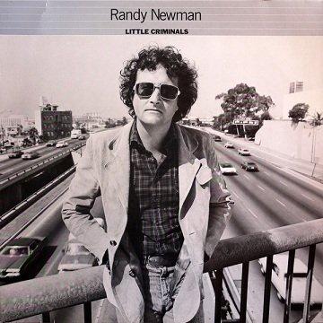Randy Newman - Little Criminals (LP)