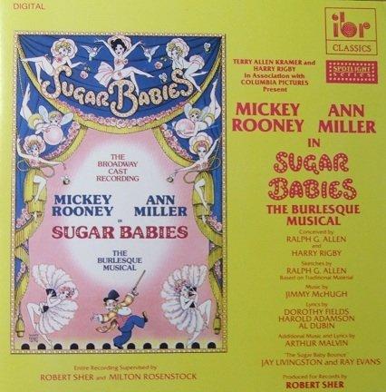 Mickey Rooney, Ann Miller - Sugar Babies (The Burlesque Musical) (CD)