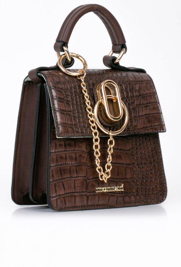 Mała torebka z łańcuszkiem MONNARI