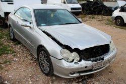 Felgi aluminiowe alufelgi R17 Mercedes CLK W209 2003 2.7CDI