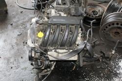 Silnik Renault Laguna II 2002 1.6i 16V K4M710
