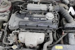 Skrzynia biegów Hyundai Lantra J2 1997 2.0i