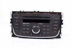 Radio CD-KW2000 Ford Focus MK2 2007 kod