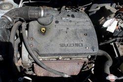 Głowica Suzuki Liana 2002 1.6 M16A
