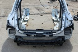 Pas tył Renault Clio III 2009-2012 5D TED69