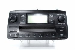 Radio Toyota Corolla E12 2002-2007