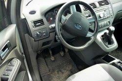 Fotel kierowcy lewy Ford Focus C-MAX 2004 (podgrzewany)