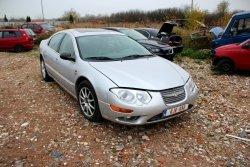 Felgi aluminiowe alufelgi R17 Chrysler 300M 2002 2.7i V6 Sedan