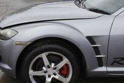 Błotnik przód lewy Mazda RX8 2004