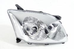 Reflektor prawy lampa przednia Toyota Avensis T25 2003-2006
