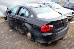 Zderzak tył BMW 3 E90 2006 Sedan (Kod lakieru: 668)