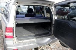 Półka tylna Mitsubishi Pajero Pinin 2002 5-drzwi