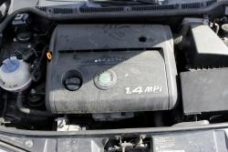 Silnik Skoda Fabia 2000 1.4i AZE