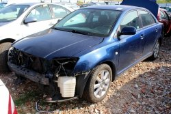Felgi aluminiowe alufelgi R16 Toyota Avensis T25 2003 1.8VVTI Sedan