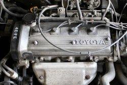 Głowica Toyota Corolla E10 1993 1.3 16V 4E-FE