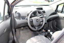 Zestaw pedałów Chevrolet Spark M300 2013 1.0i Hatchback 5-drzwi