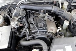 Listwa wtryskowa paliwa Mitsubishi Pajero Pinin 2002 1.8i