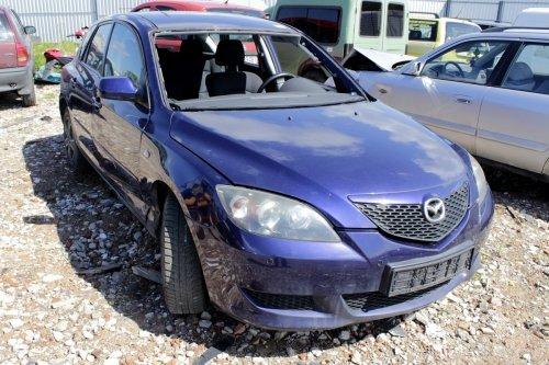 Mazda 3 BK 2005 1.6D Hatchback 5-drzwi