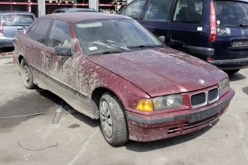 BMW 3 E36 1994 1.6 M40B16 Sedan