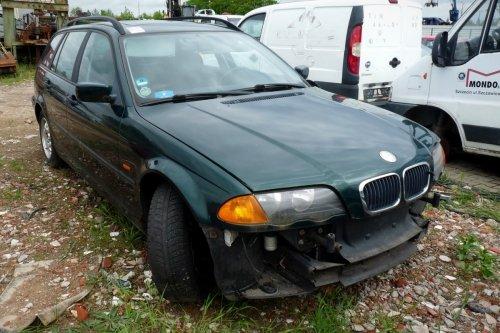 BMW 3 318i E46 1999 1.8i M43B19 Kombi