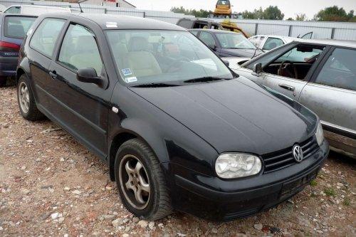 VW Golf IV 1J 2002 1.6i AZD Hatchback 3-drzwi