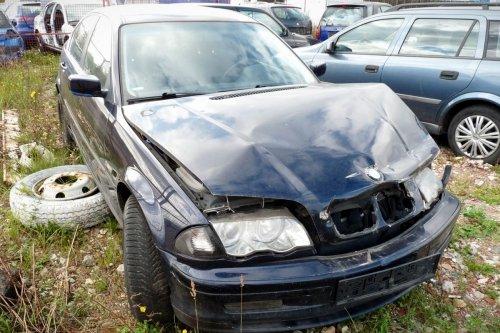 BMW 3 E46 1998 2.5i M52B25 Sedan