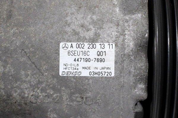 sprężarka klimatyzacji - mercedes - b-klasa - a-klasa - zdjęcie 7