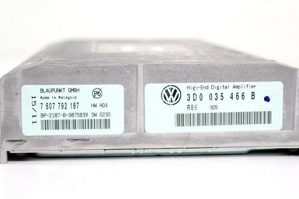 Wzmacniacz VW Phaeton GP3 2011 4.2 V8