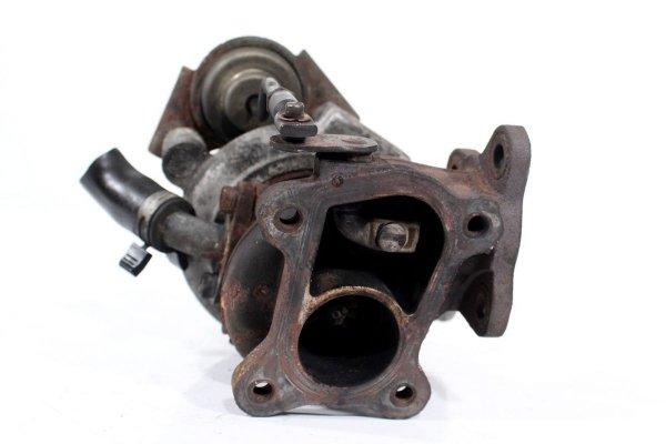 turbina - turbosprężarka - opel - zdjęcie 4