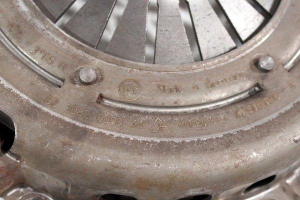 sprzęgło tarcza docisk - mitsubishi - colt - zdjęcie 10
