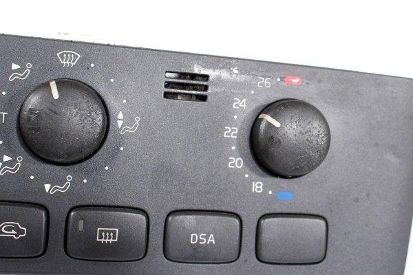 panel klimatyzacji - volvo - v40 - zdjęcie 3