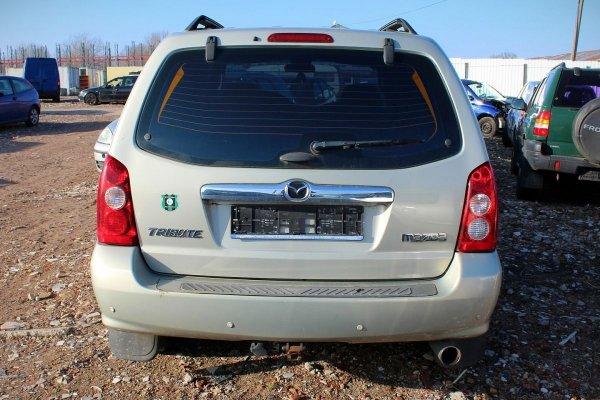Drzwi tył prawe Mazda Tribute EP Lift 2004 (Kod lakieru: 28D)