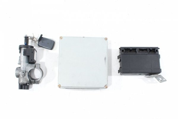 Komputer silnika stacyjka immo - Nissan - Almera - zdjęcie 2
