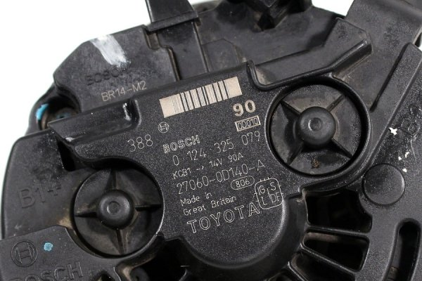 Alternator - Toyota - Corolla - Avensis - zdjęcie 8