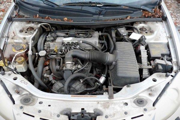 Lusterko prawe Chrysler Sebring 2002 2.0i Sedan (kod lakieru: PS2)
