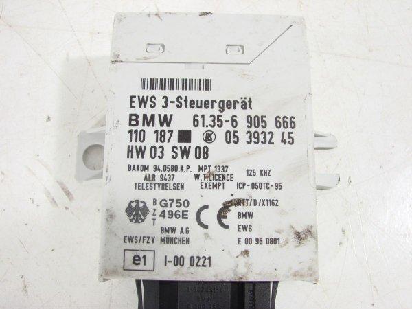 Komputer stacyjka immobilizer BMW 3 E46 2004 1.8i