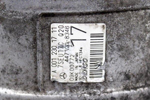 sprężarka klimatyzacji - mercedes - c-klasa - zdjęcie 5