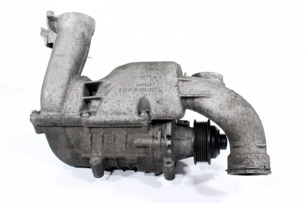 kompresor - mercedes - c-klasa - zdjęcie 3