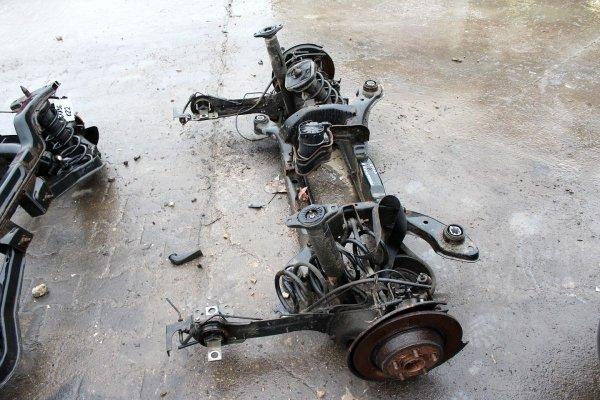 Zawieszenie tył Ford Mondeo MK4 2008 Kombi